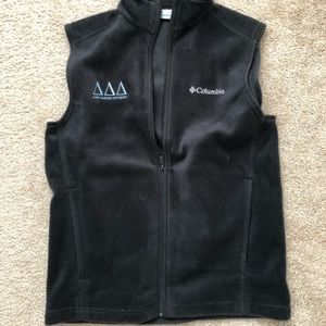 Jackets & Blazers - Columbia Fleece Tri Delta Vest